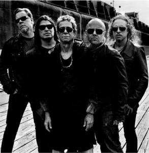Lou and Metallica