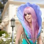 Lady Gaga as a Mermaid?