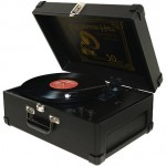 Preservation Hall Record Player