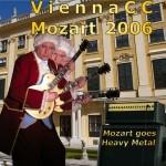 Album Cover MOZART 2006