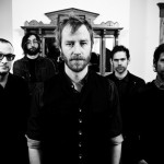 The National in black and white