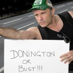 Bruce Dickinson Donington or Bust
