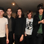Video – The Horrors 'I Can See Through You'