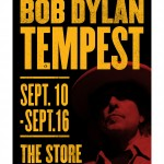COLUMBIA RECORDS BOB DYLAN TEMPEST