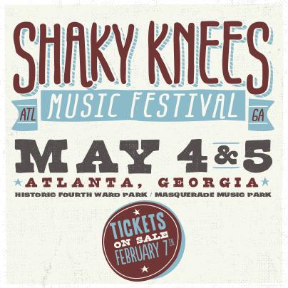 Shaky Knees